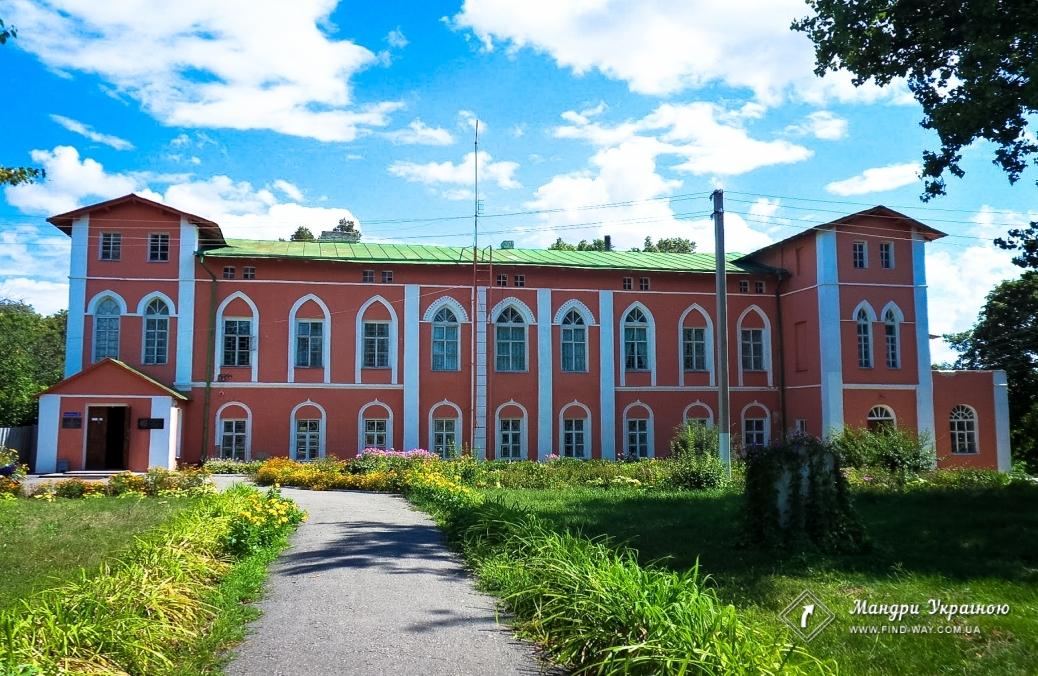 Историко-Художественный музей им.П.Ф.Лунева, Пархомовка