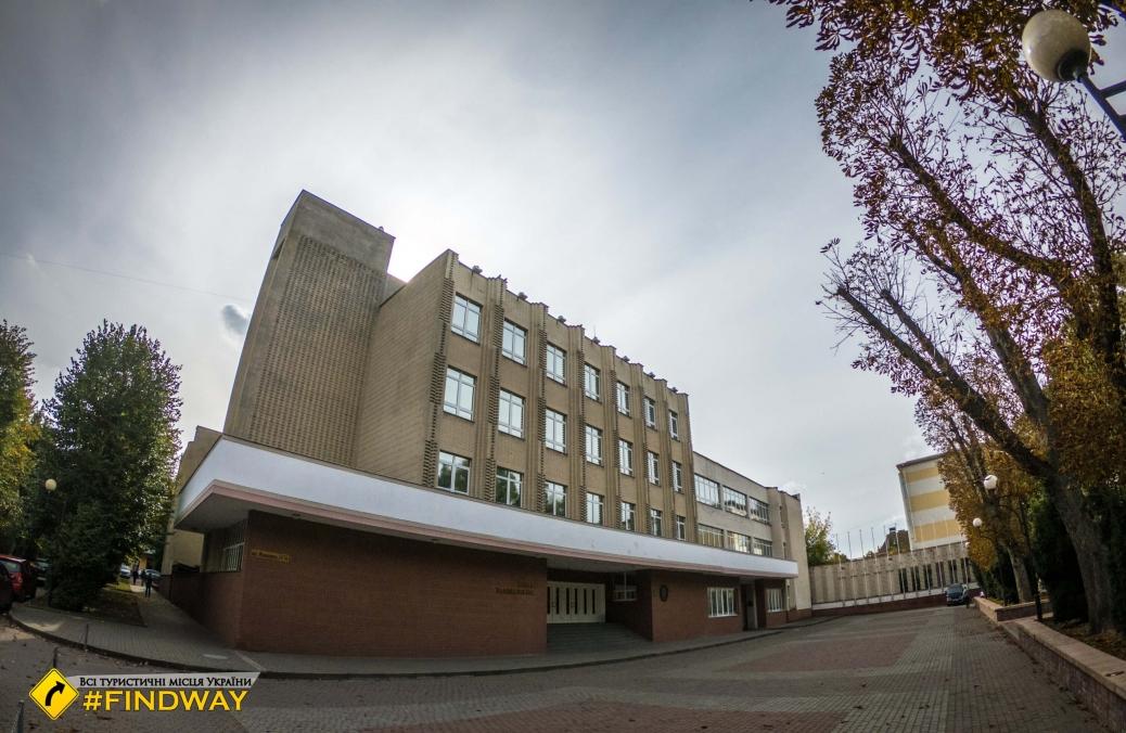 Museum of Lviv Railway History