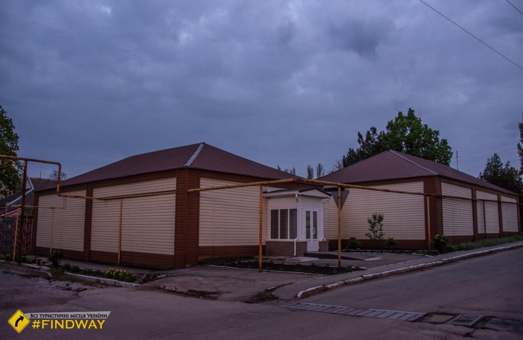 Краеведческий музей им. Кабана Андрея, Пологи