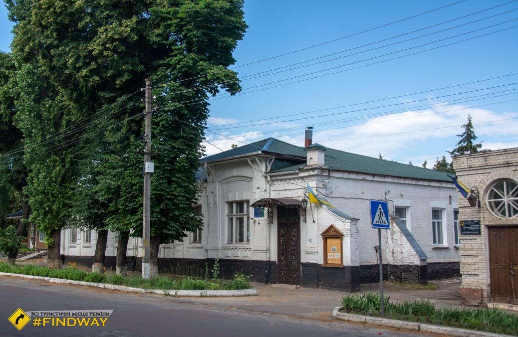 Художній музей Руднєва, Лебедин