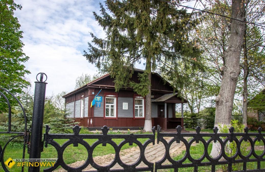 Kibalchich Museum and History of Cosmonautics, Korop