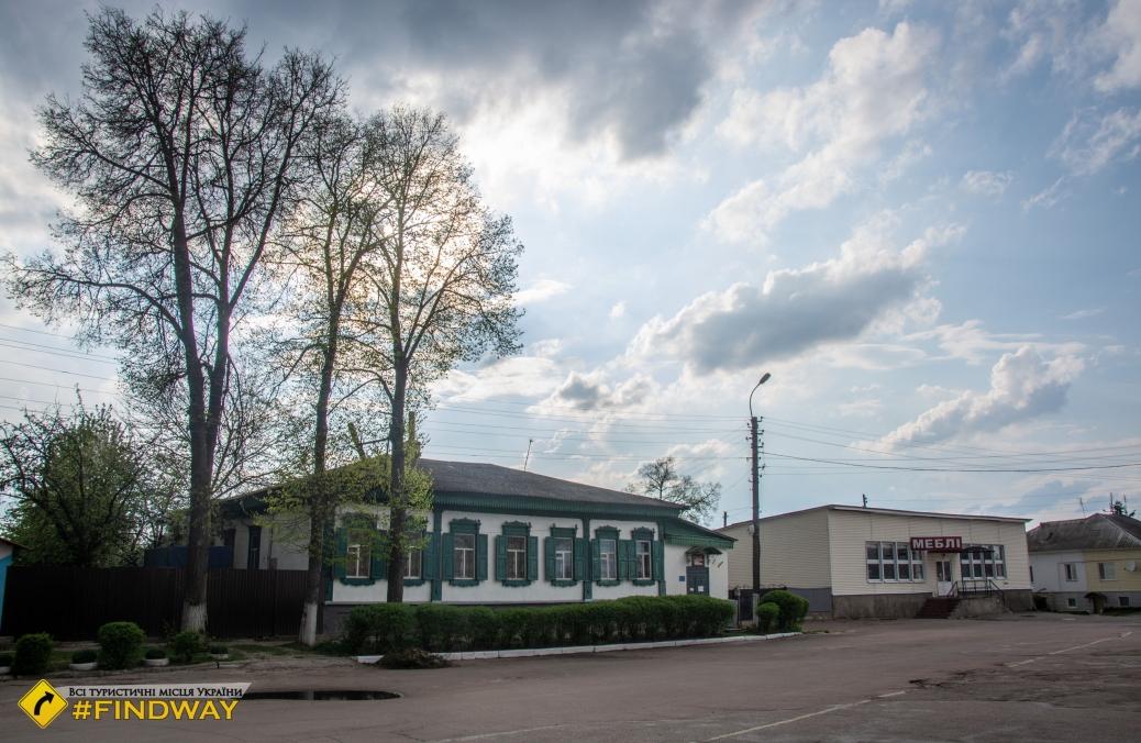 Museum of Local Lore, Novgorod-Siversky