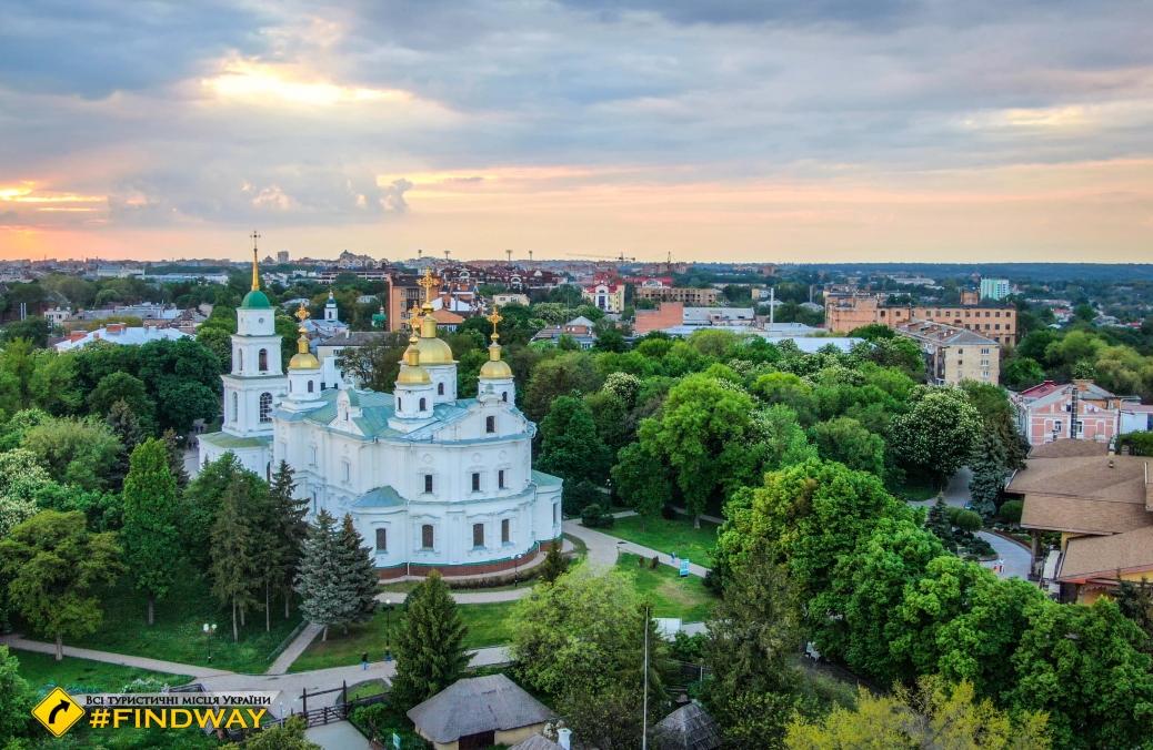 Свято-Успенский собор, Полтава