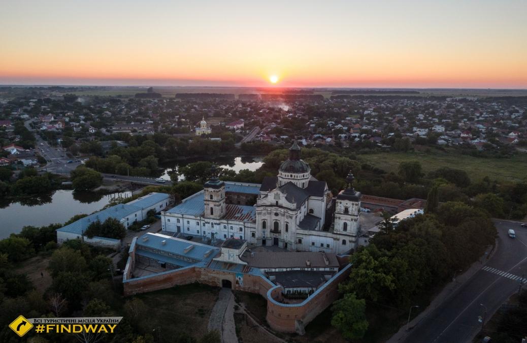 Костел Матері Божої і монастир босих Кармелітів, Бердичів