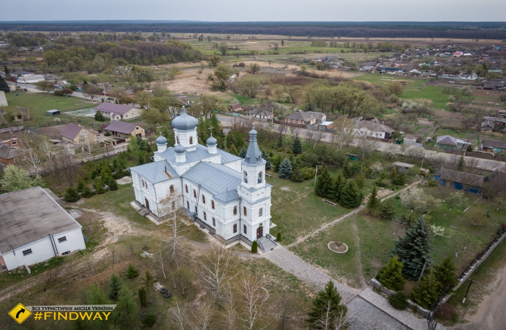Архангело-Михайлівський храм (1880р), Краснокутськ
