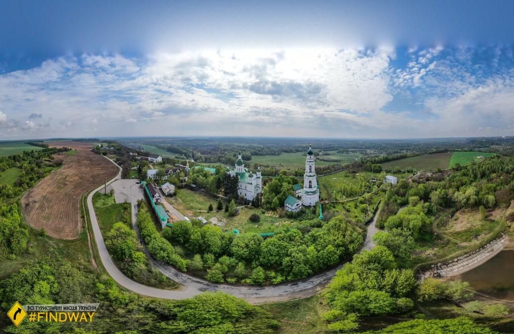 Mgarsky Spaso-Preobrazhensky monastery