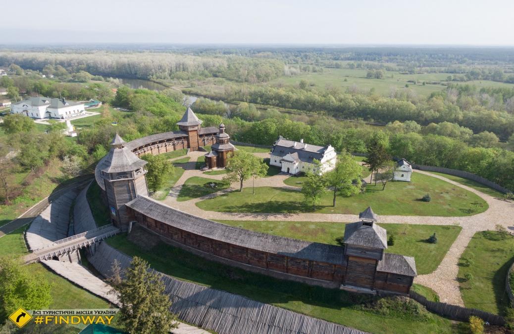 Citadel of Baturyn Fortress, Hetman's capital