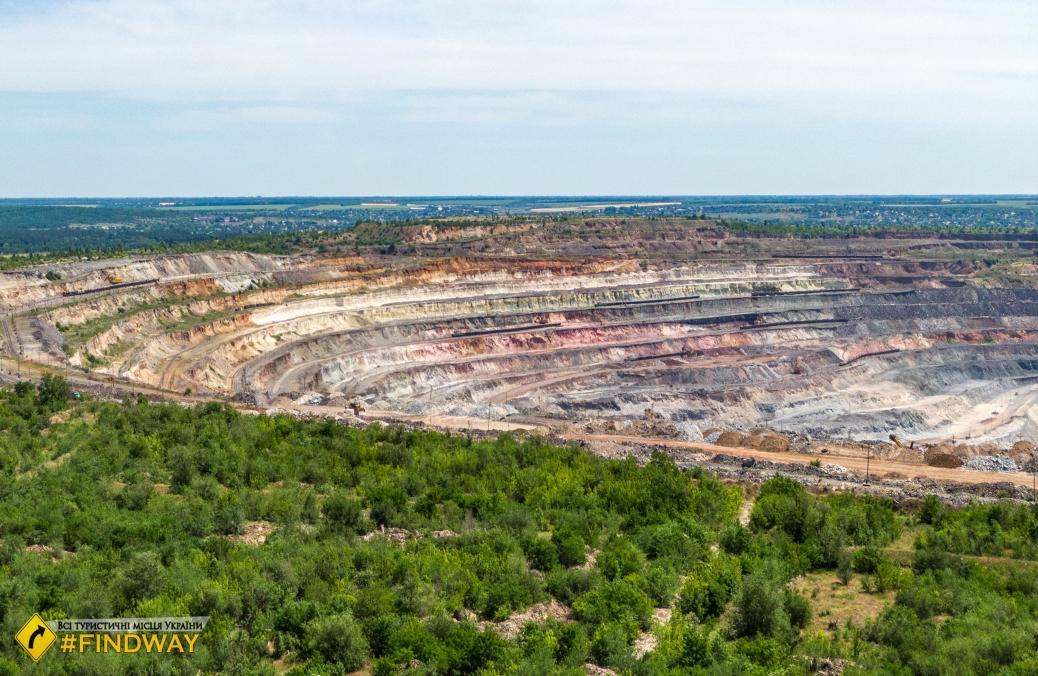 Ingulets quarry, Kryvyi Rih