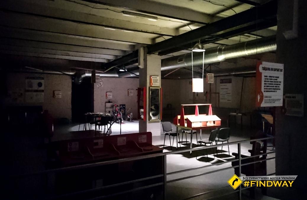 ЛандауЦентр - Музей науки та Навчальний центр, Університет Каразіна, Харків