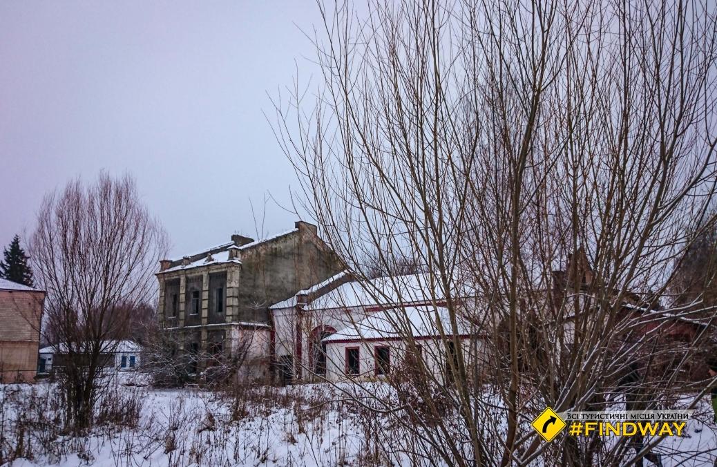 "Abandoned Cinema ""Mir"", Bakhmach"