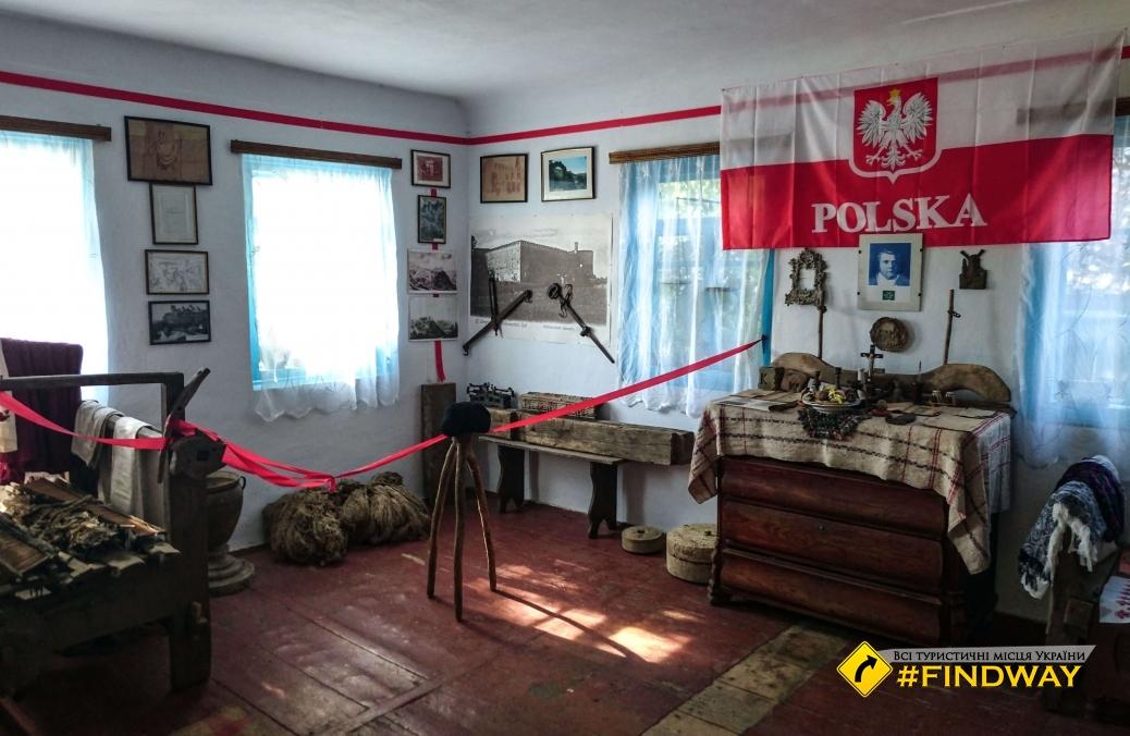 Museum of earl Ignacy Marhotskogo, Mynkivtsi