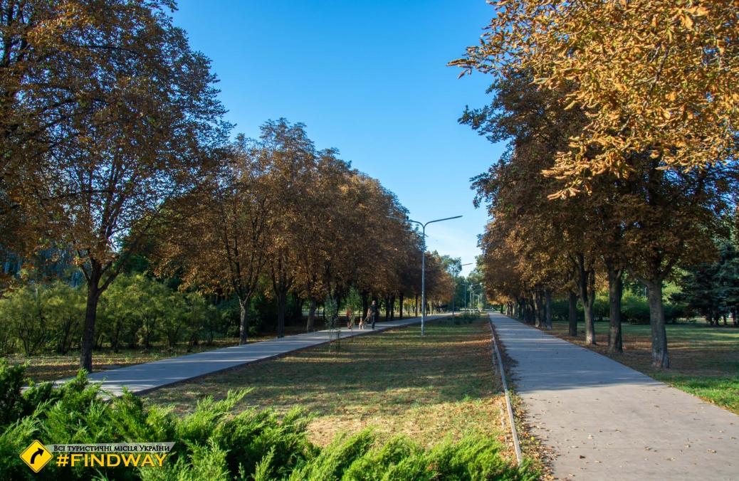 Ювілейний Парк, Кривий Ріг