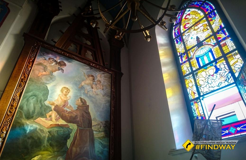 Римсько-католицька Церква Успіння Пріснодіви Марії (Костел Діви Марії), Харків