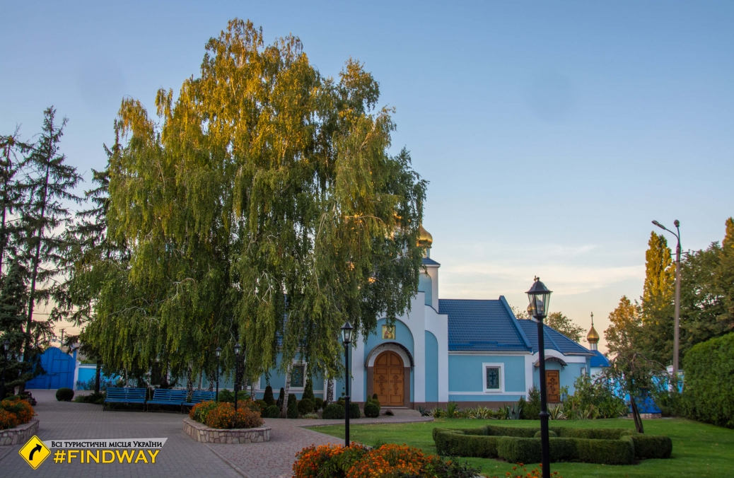 Nativity of the Blessed Virgin Mary Church, Kryvyi Rih