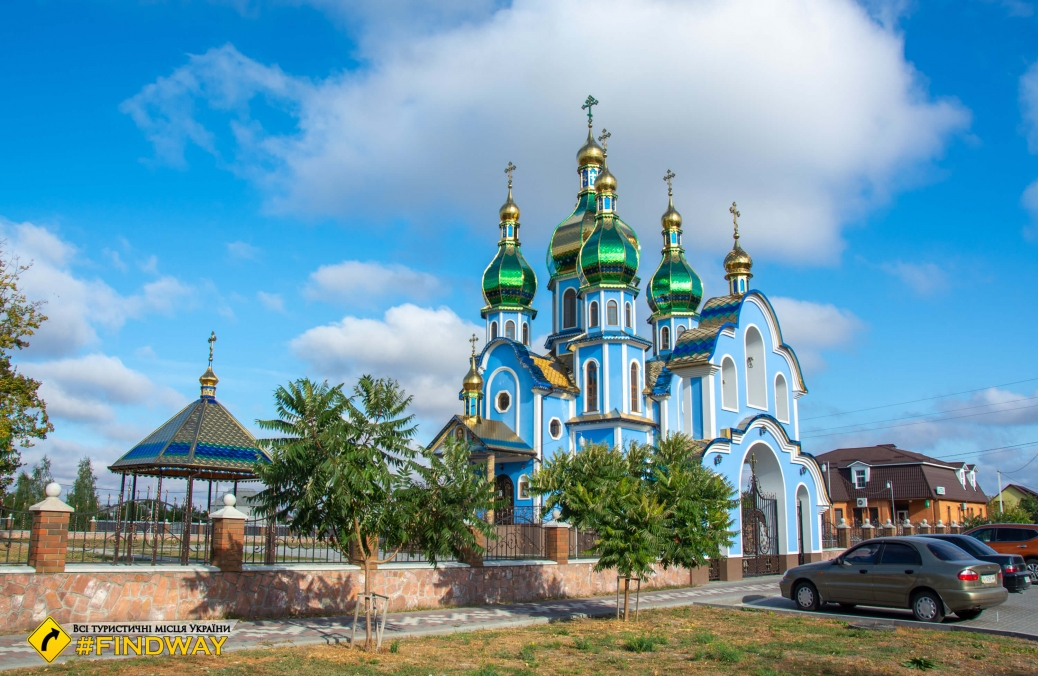 Храм Святого Володимира, Переяслав-Хмельницький