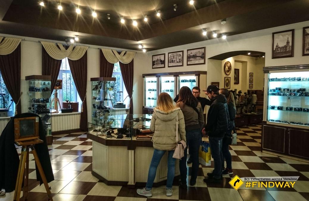 Museum of Photographic Arts, Khmelnytsky