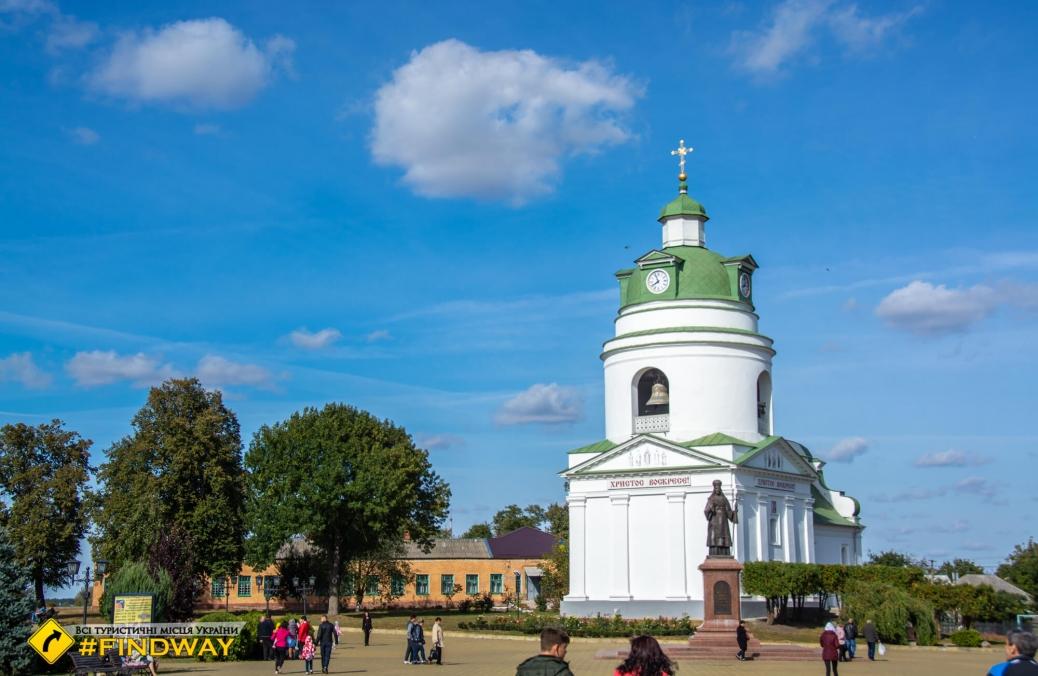 Николаевская церковь, Прилуки