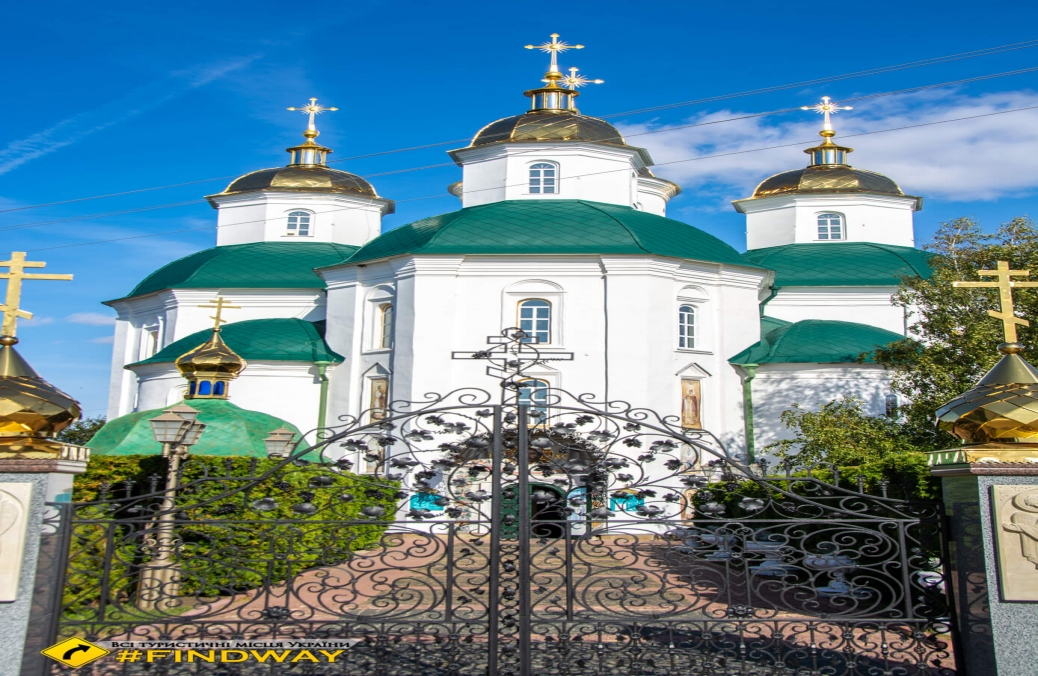 Transfiguration Cathedral, Pryluky