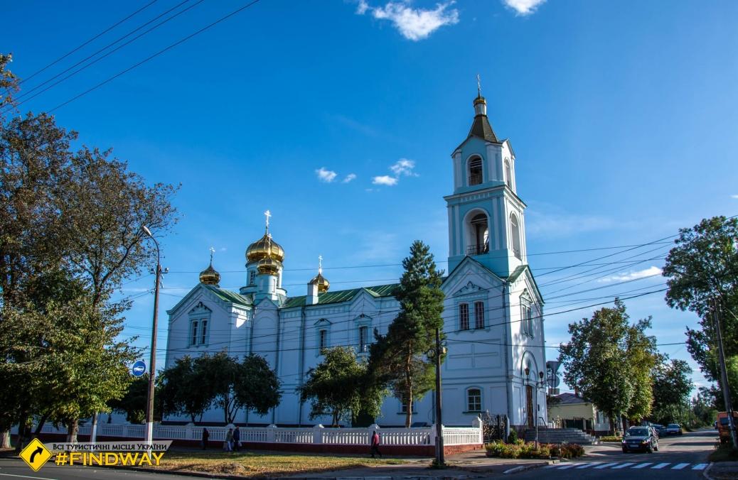 Церковь Иоанна Предтечи (Ивановская церковь), Прилуки