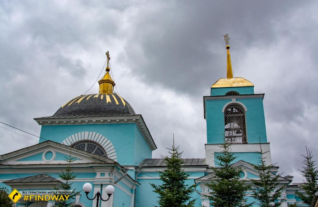 Василівський храм, Пісочин