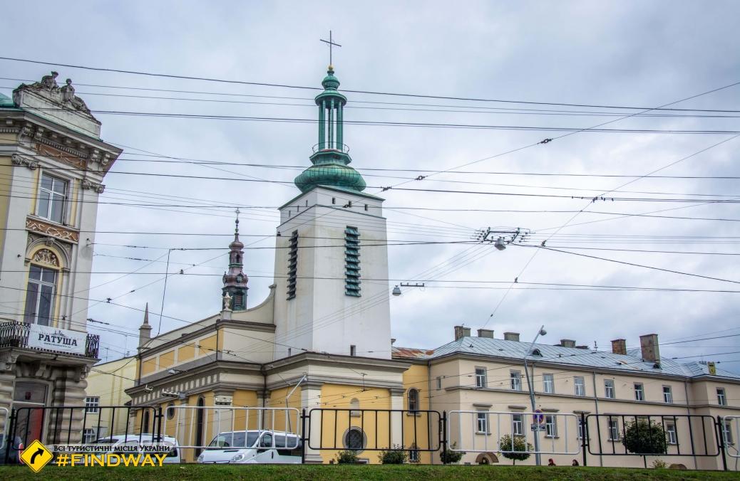 Pinzel Sculpture Museum, Lviv