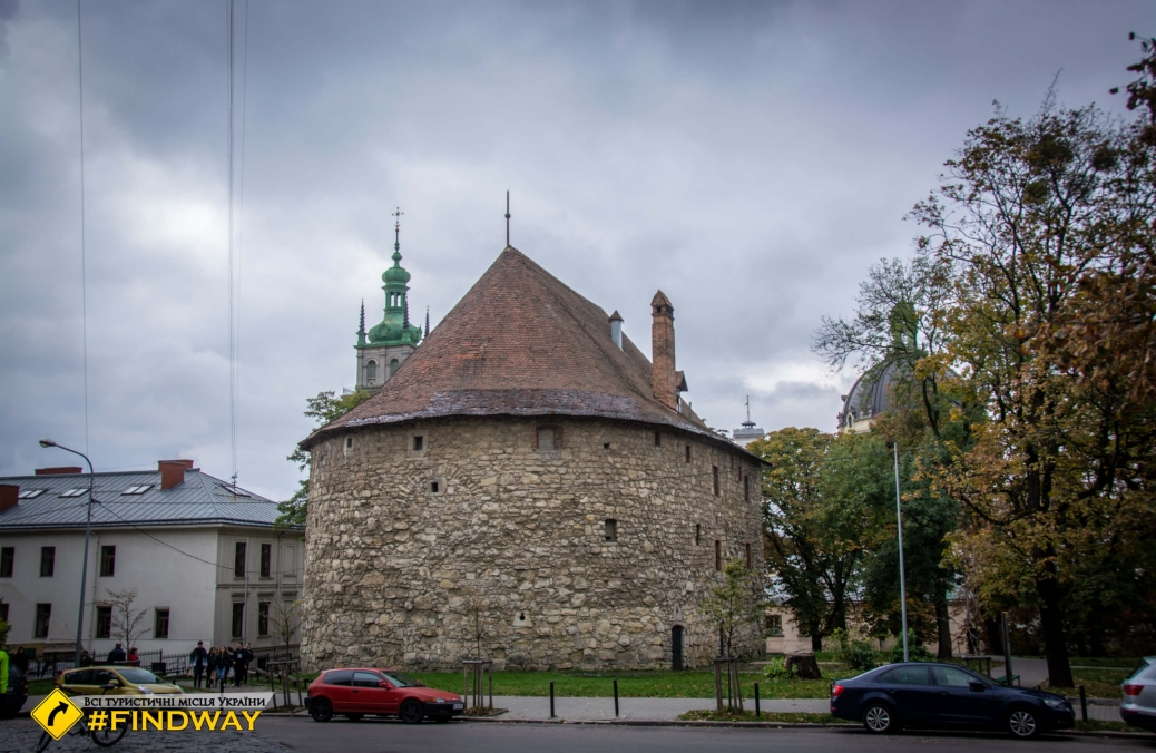 Powder Tower, Lviv