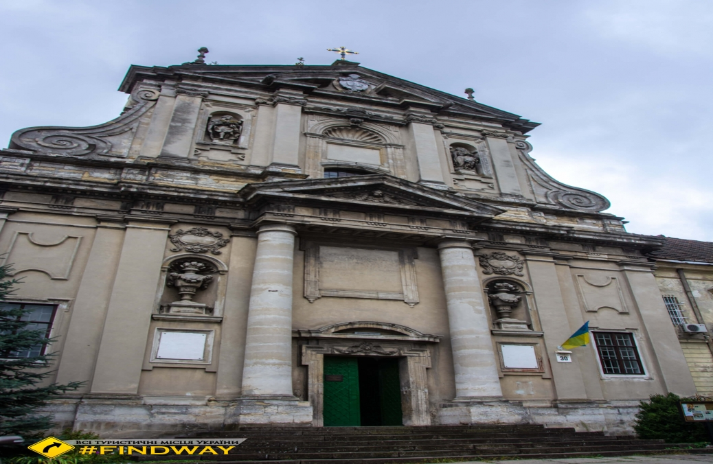 Church of Presentation, Lviv