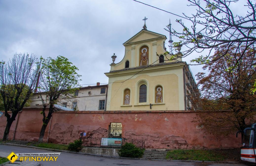 Храм Климентия Шептицкого, Львов