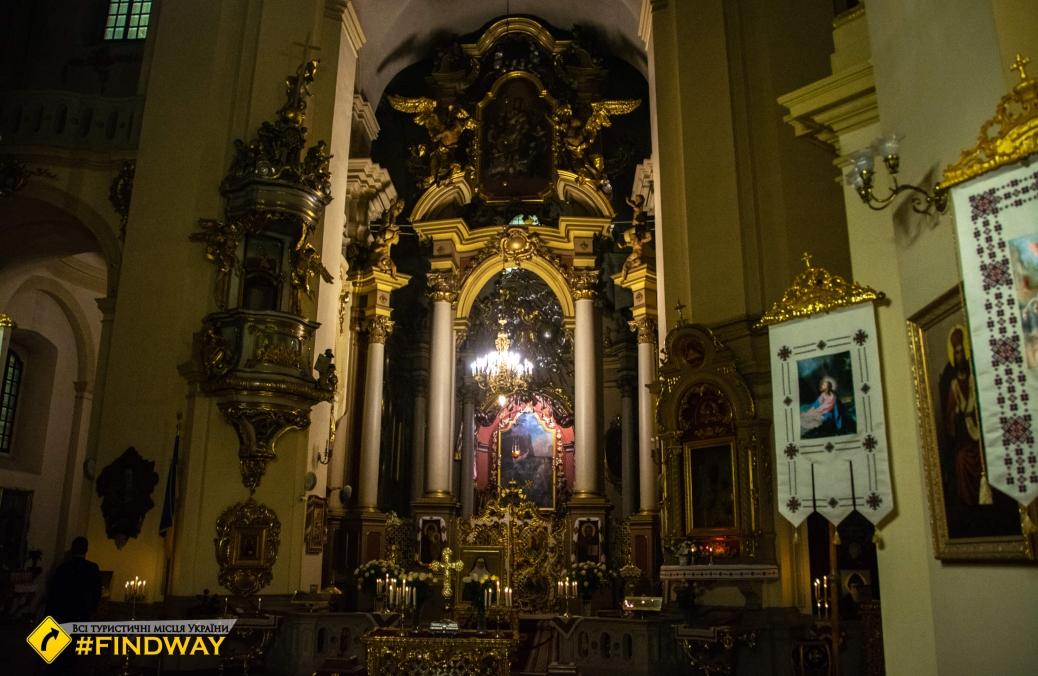 Собор святого Юра, Львов