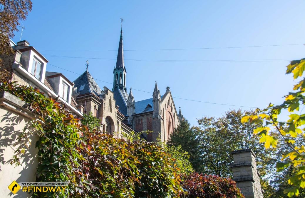 Храм Иоанна Златоуста, Львов
