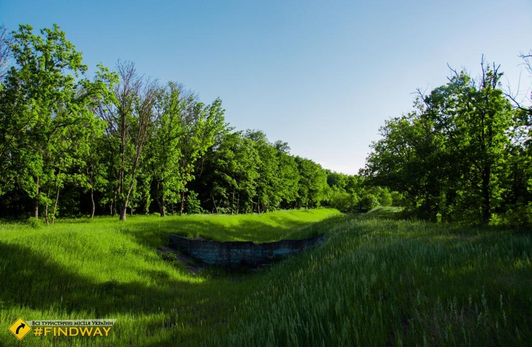 Дендрологічний парк, Асканія-Нова