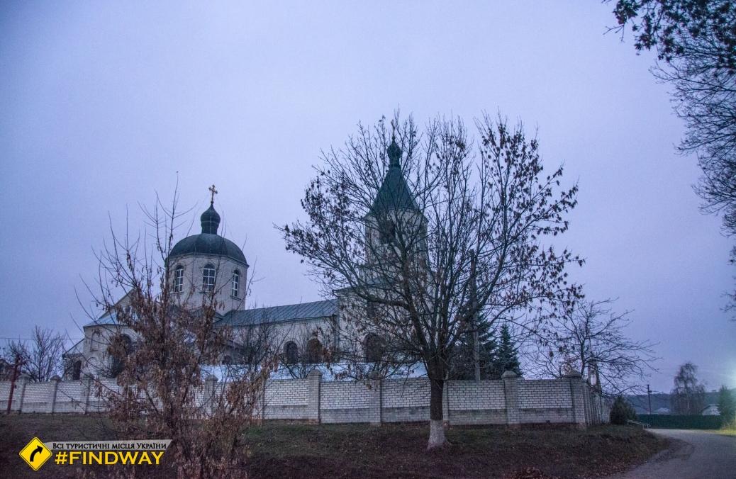 Церква Миколи Чудотворця, Руська Лозова