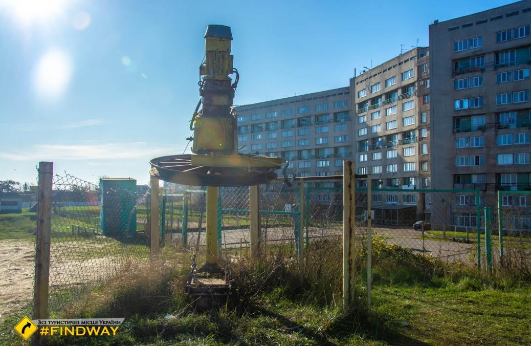 Смотровая площадка и Горнолыжный комплекс ХАИ, Харьков