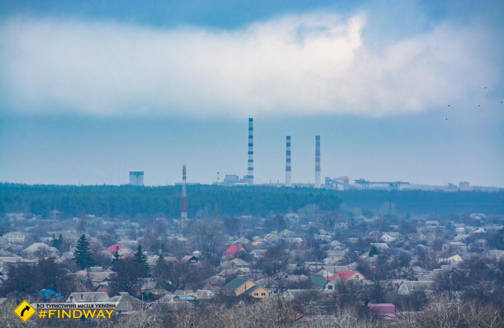 Оглядовий майданчик площі Ростовцева, Балаклія