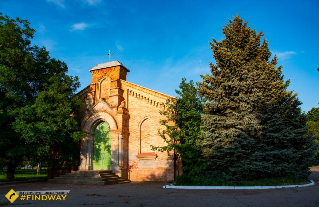 Костел св.Миколая (1890р), Григорівка