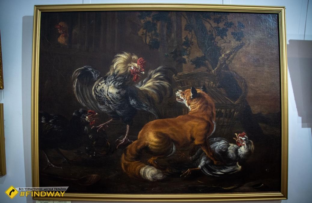 Художній музей Григорія Галагана, Чернігів