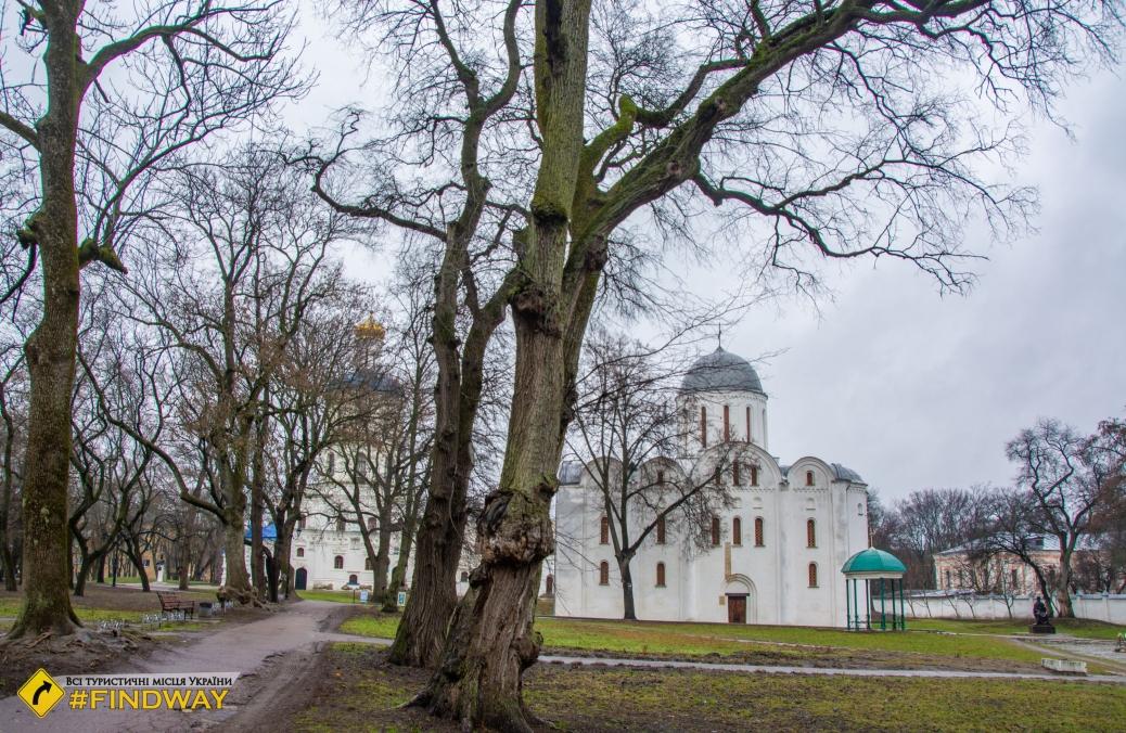 Boris and Gleb Cathedral, Chernihiv