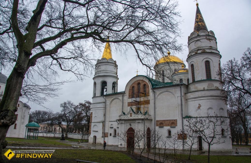 Спасо-Преображенский собор, Чернигов