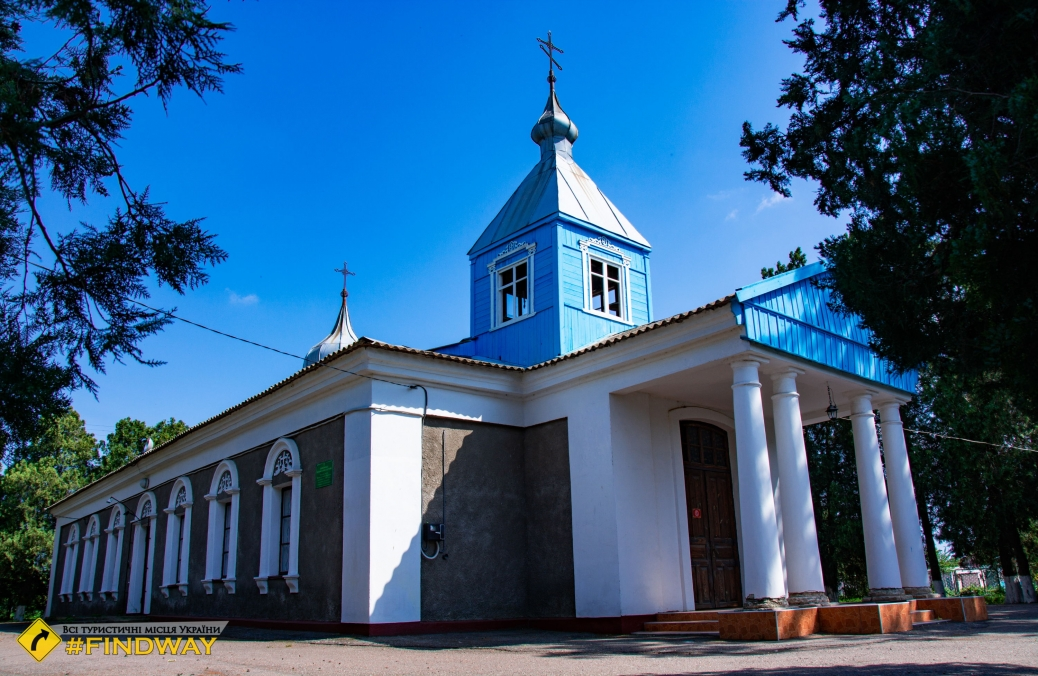 Holy Martyr Barbara Church, Behtery