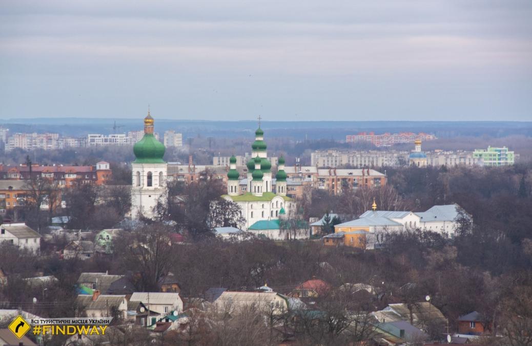 Елецкий Успенский монастырь, Чернигов