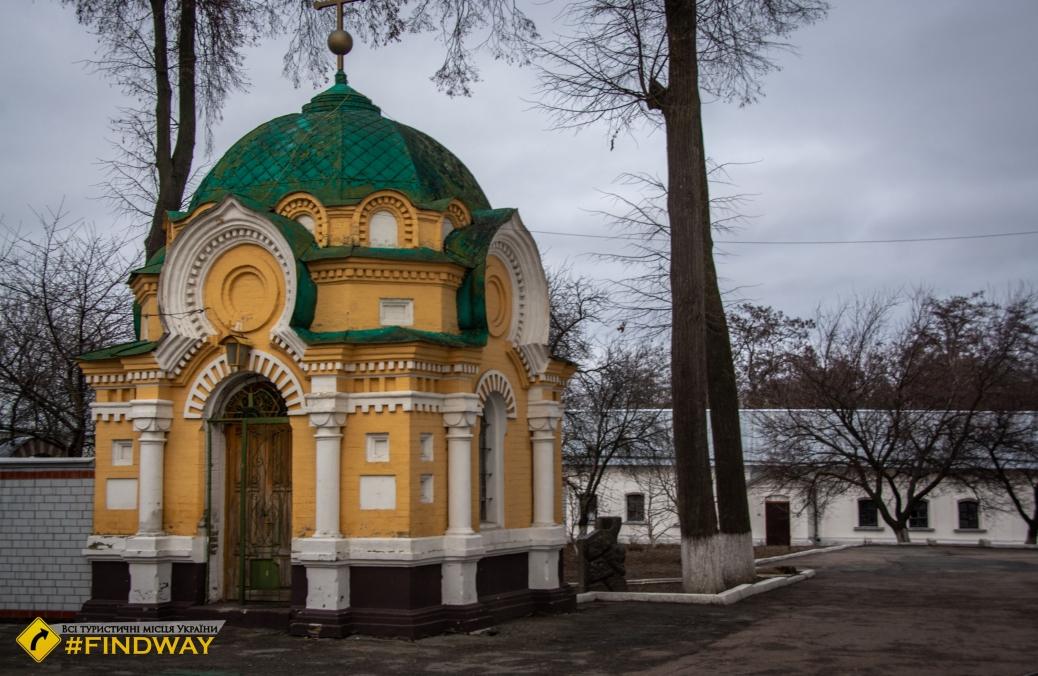 Троїцько-Іллінський монастир, Чернігів