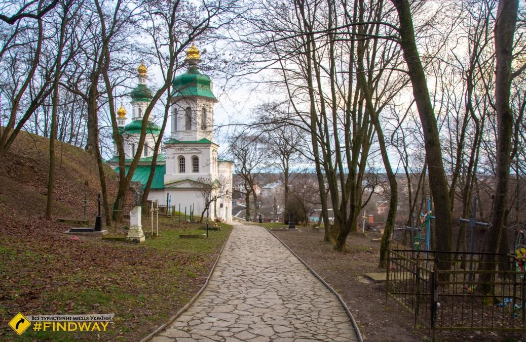 Іллінська церква, Чернігів