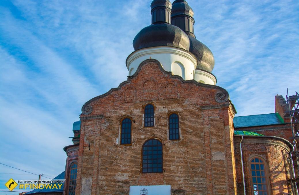 Спасо-Преображенская церковь, Нежин