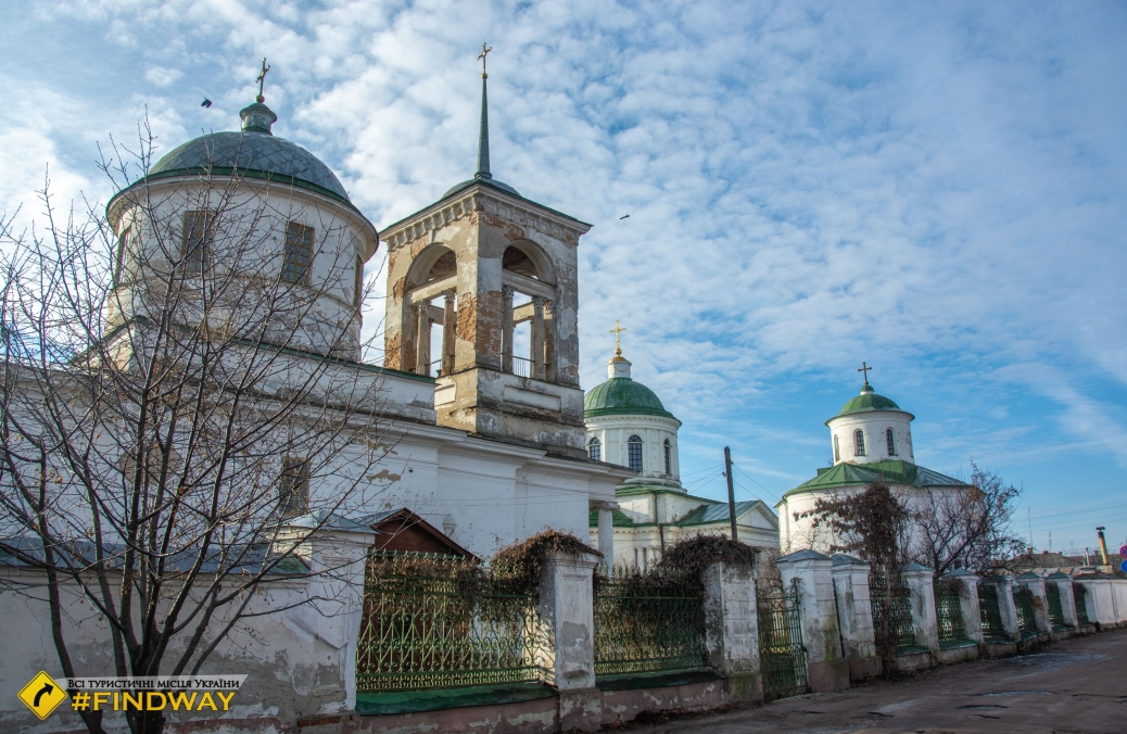 Trinity Church, Nizhyn