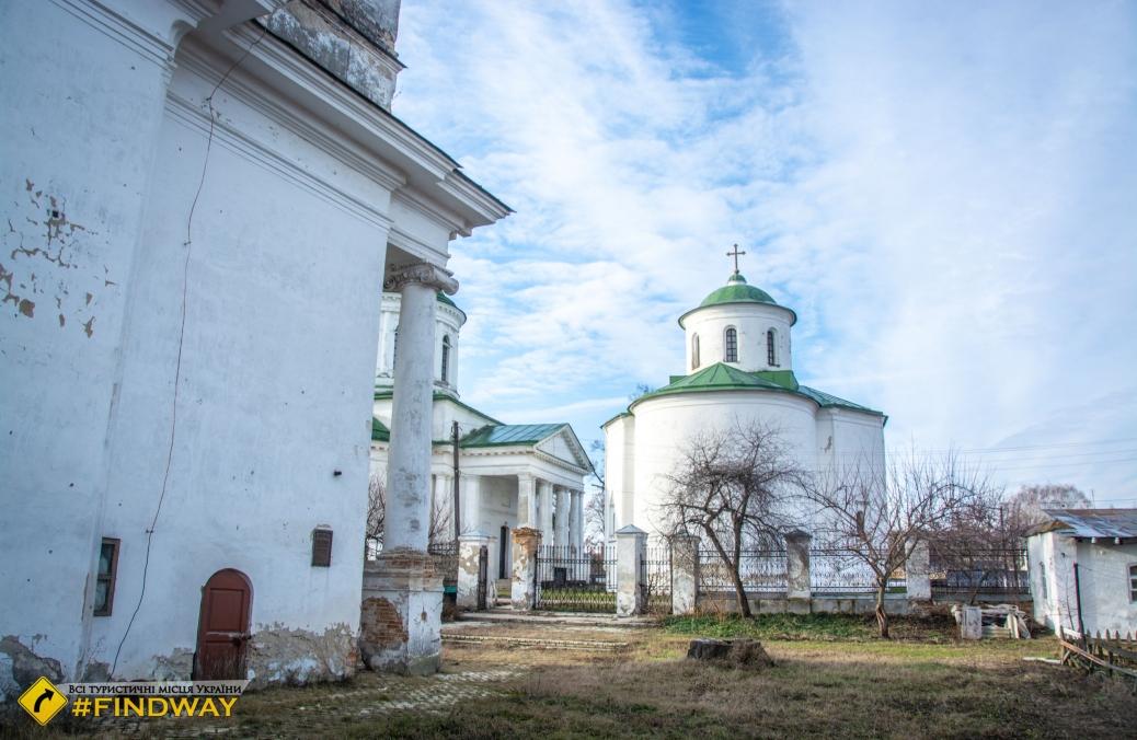 Михайлівська церква, Ніжин