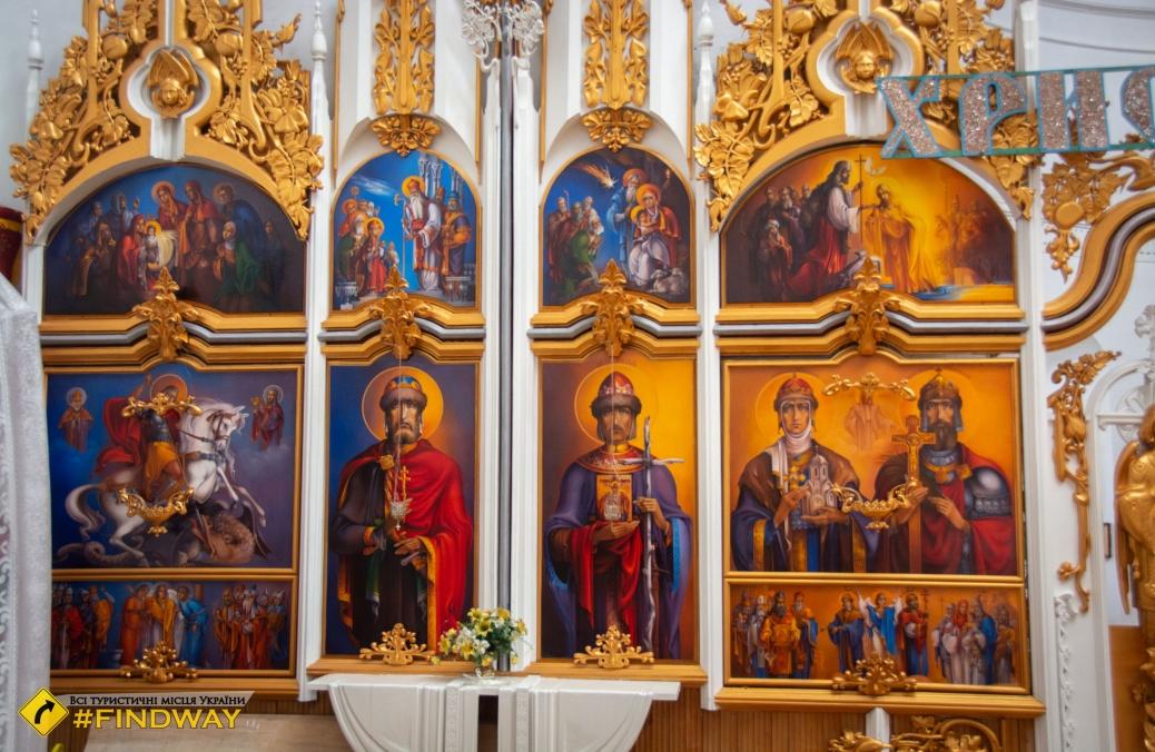 All Saints Church, Nizhyn