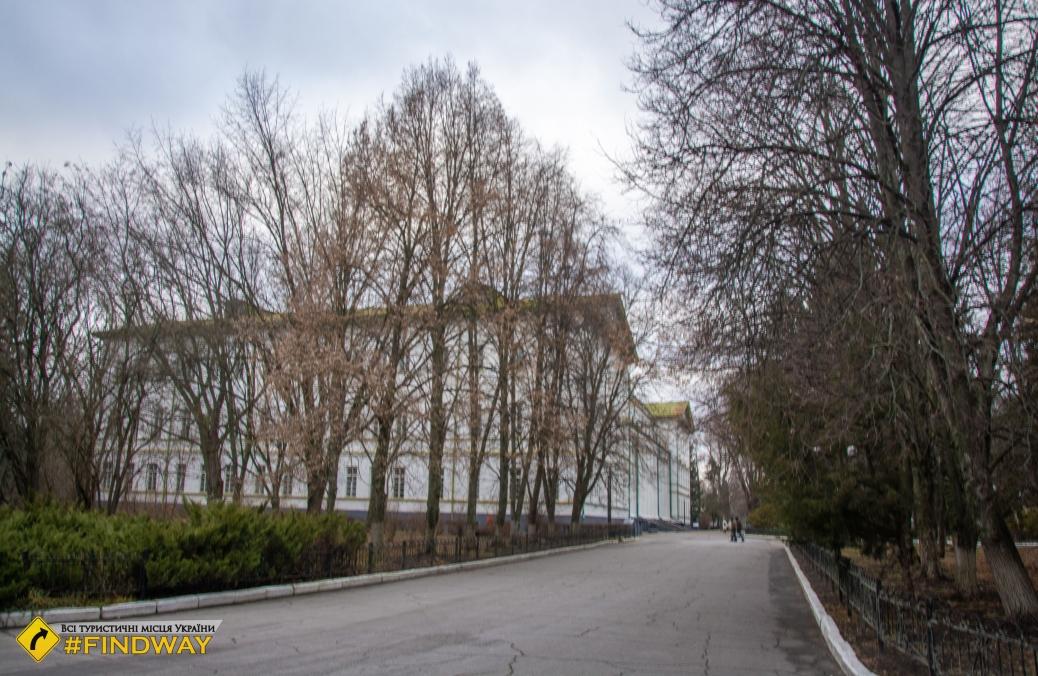 Ніжинська гімназія вищих наук князя Безбородька