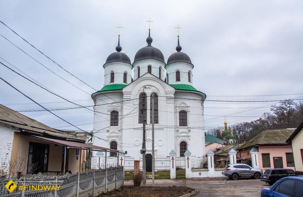 Annunciation Monastery, Nizhyn