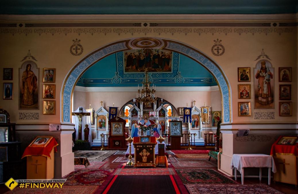 Церковь святого Георгия (1903г), Малая Кардашинка