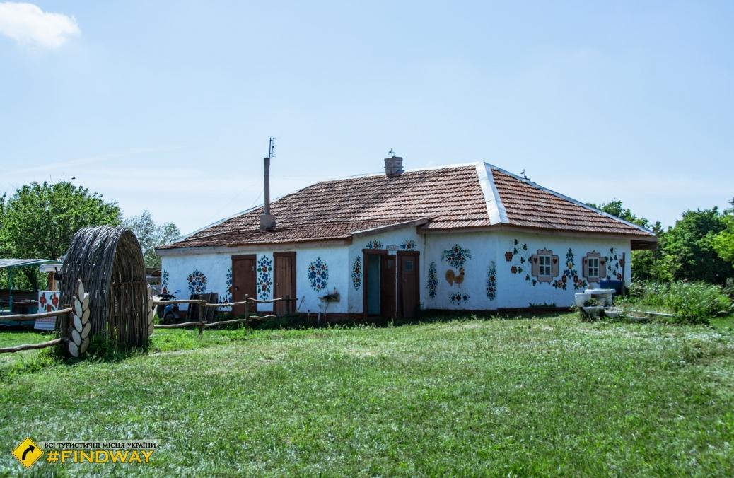 Зеленые хутора Таврии, Голая Пристань